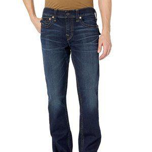 Other - Men's Straight Leg Jean with Back Flap Pocket